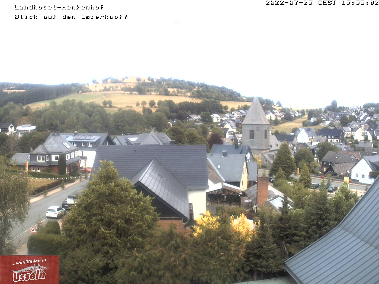 Webcam Willingen - Usseln Ortsmitte
